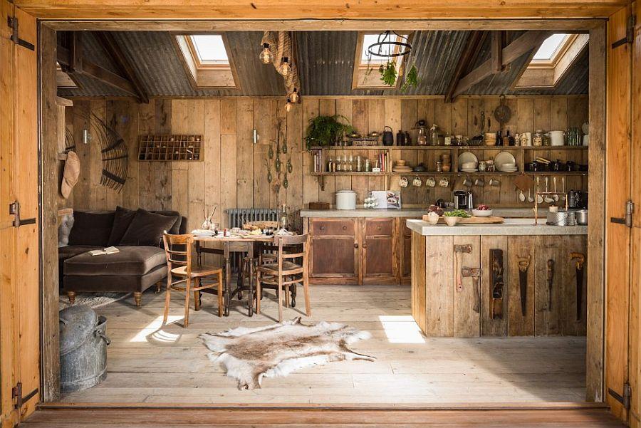 adelaparvu.com despre cabana rustica si tuse industriale, Firefly Cabin, Cornwall, Anglia, Foto Unique Home Stays (15)