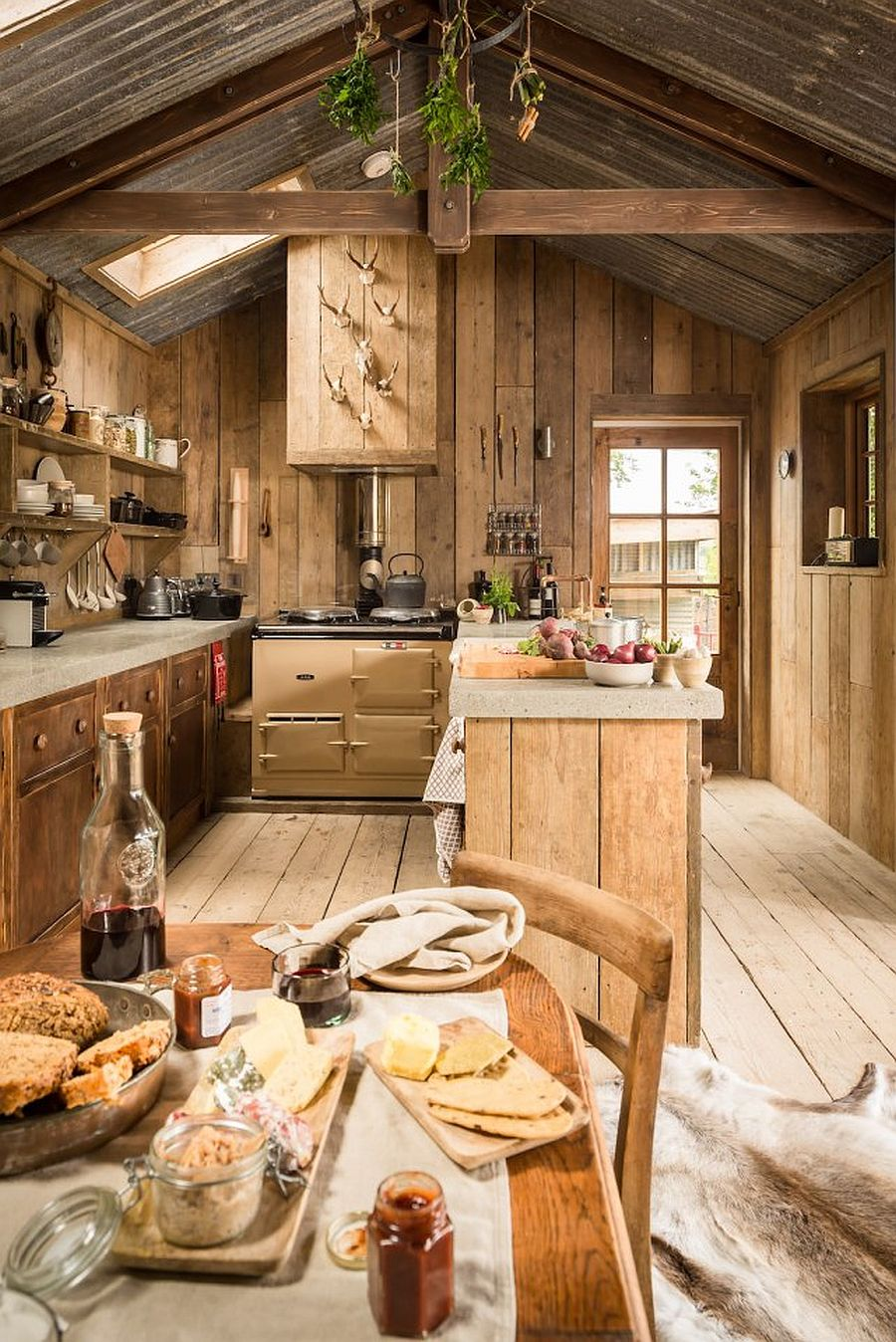 adelaparvu.com despre cabana rustica si tuse industriale, Firefly Cabin, Cornwall, Anglia, Foto Unique Home Stays (17)