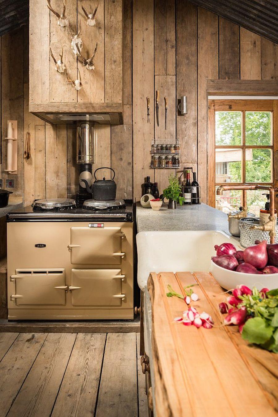 adelaparvu.com despre cabana rustica si tuse industriale, Firefly Cabin, Cornwall, Anglia, Foto Unique Home Stays (18)