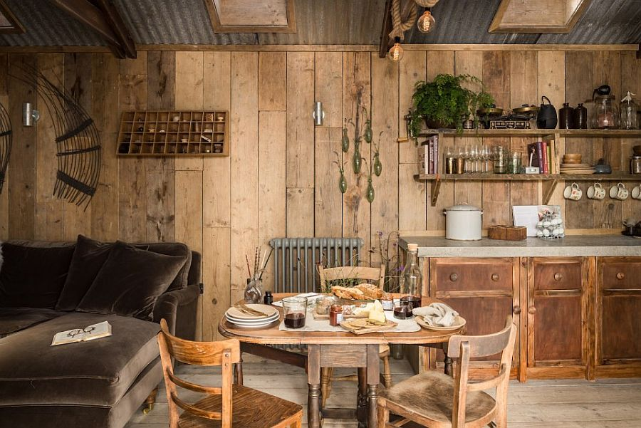 adelaparvu.com despre cabana rustica si tuse industriale, Firefly Cabin, Cornwall, Anglia, Foto Unique Home Stays (19)