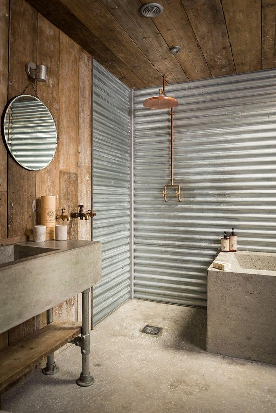 adelaparvu.com despre cabana rustica si tuse industriale, Firefly Cabin, Cornwall, Anglia, Foto Unique Home Stays (2)