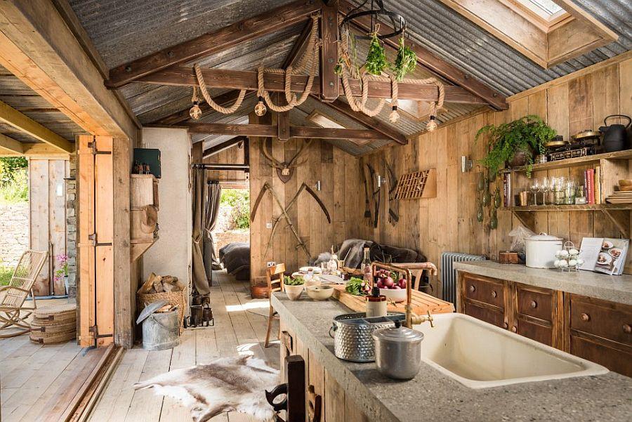 adelaparvu.com despre cabana rustica si tuse industriale, Firefly Cabin, Cornwall, Anglia, Foto Unique Home Stays (20)