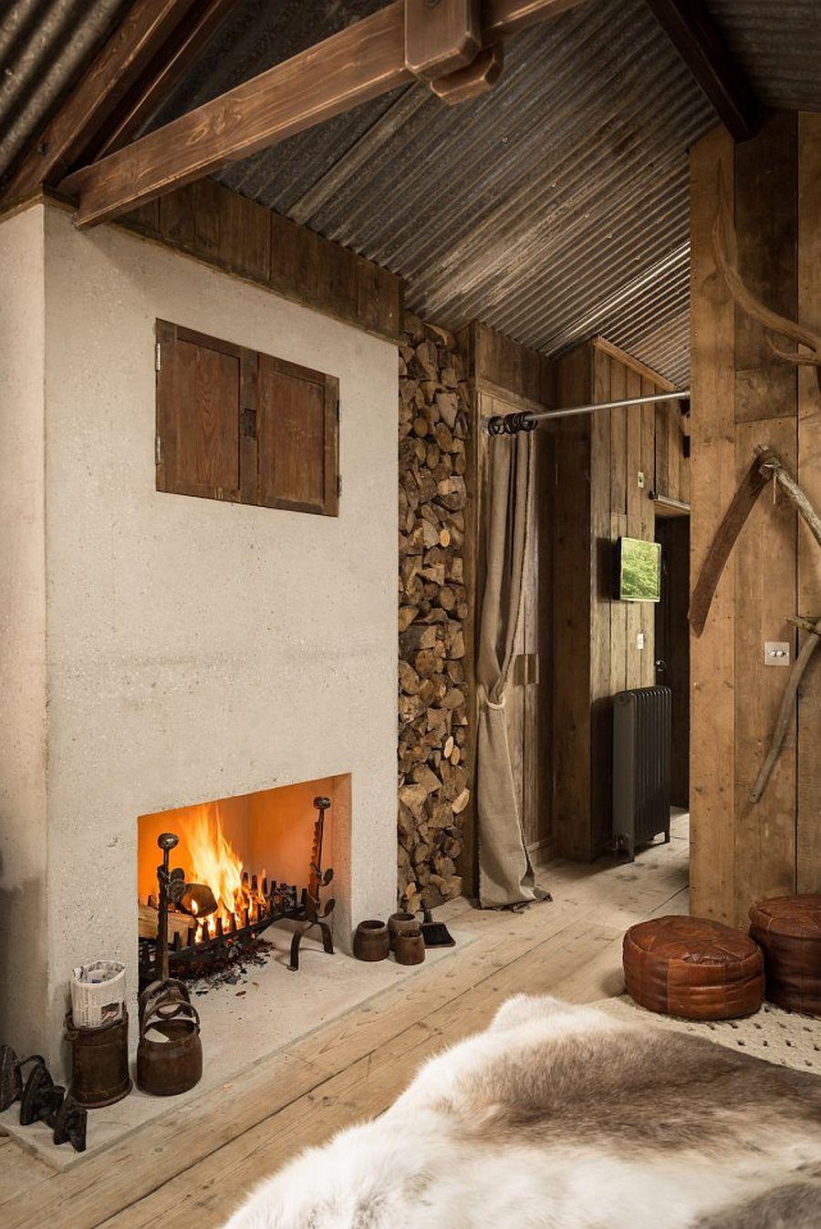 adelaparvu.com despre cabana rustica si tuse industriale, Firefly Cabin, Cornwall, Anglia, Foto Unique Home Stays (22)