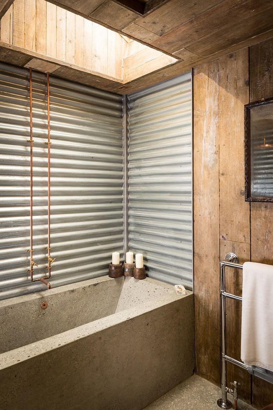 adelaparvu.com despre cabana rustica si tuse industriale, Firefly Cabin, Cornwall, Anglia, Foto Unique Home Stays (3)