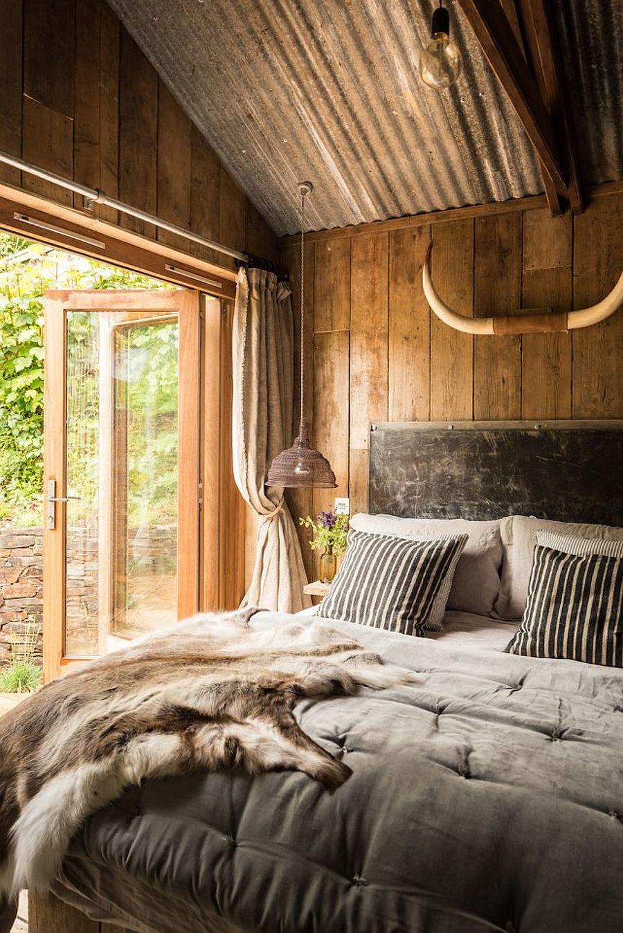 adelaparvu.com despre cabana rustica si tuse industriale, Firefly Cabin, Cornwall, Anglia, Foto Unique Home Stays (4)