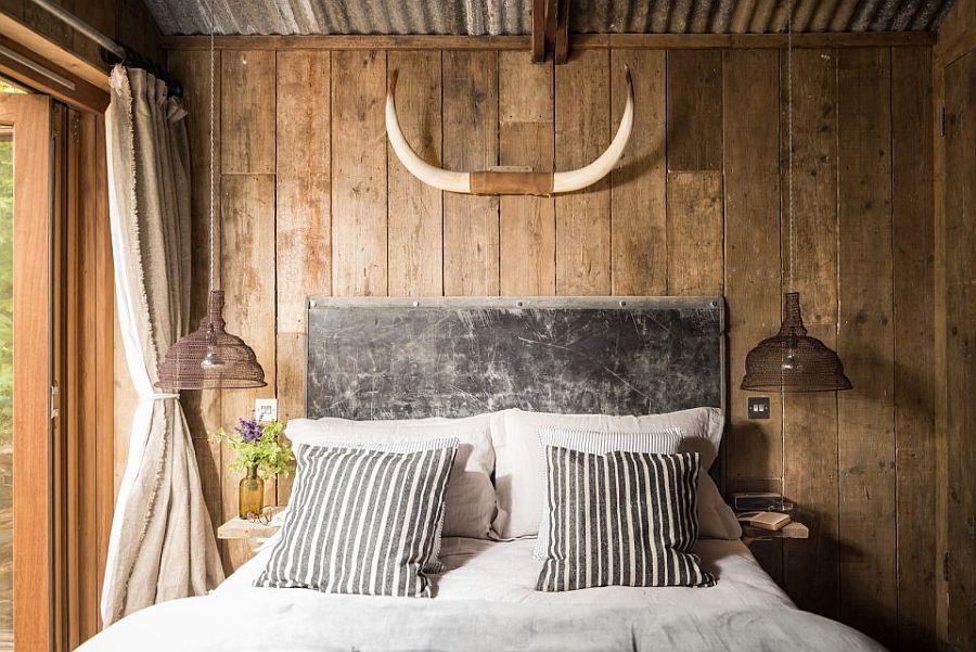 adelaparvu.com despre cabana rustica si tuse industriale, Firefly Cabin, Cornwall, Anglia, Foto Unique Home Stays (6)