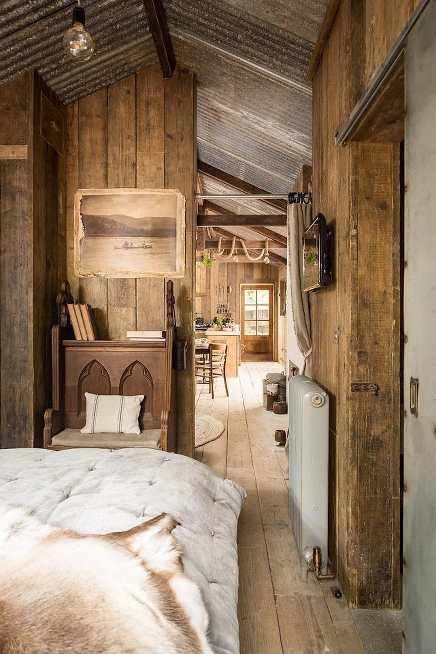 adelaparvu.com despre cabana rustica si tuse industriale, Firefly Cabin, Cornwall, Anglia, Foto Unique Home Stays (7)