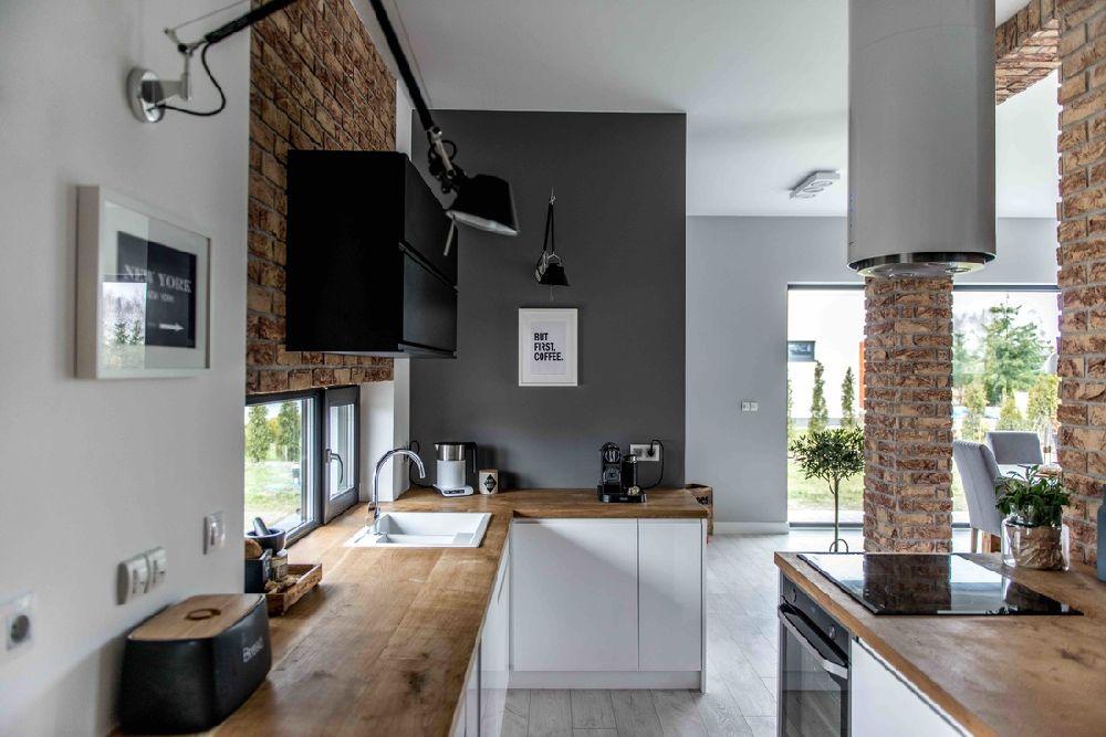 adelaparvu.com despre casa cu interior masculin, amenajare in stil nordic, design Shoko Design (15)