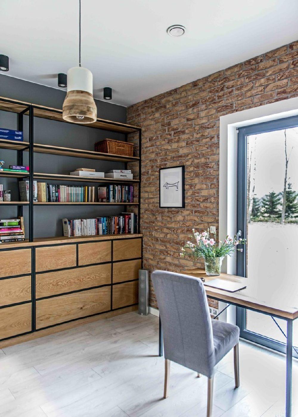 adelaparvu.com despre casa cu interior masculin, amenajare in stil nordic, design Shoko Design (16)