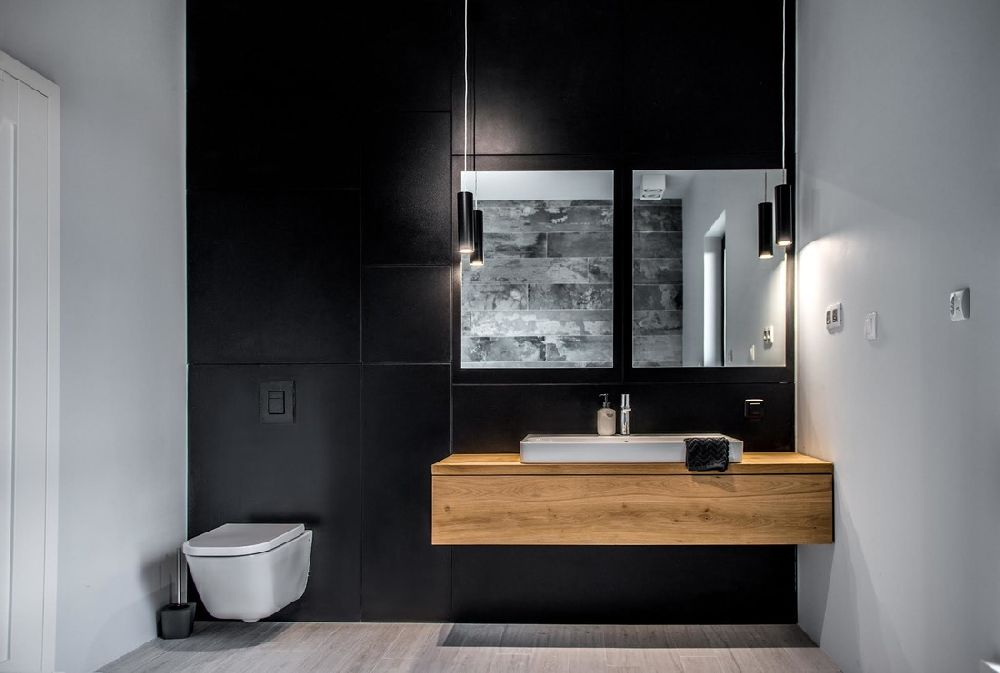 adelaparvu.com despre casa cu interior masculin, amenajare in stil nordic, design Shoko Design (2)