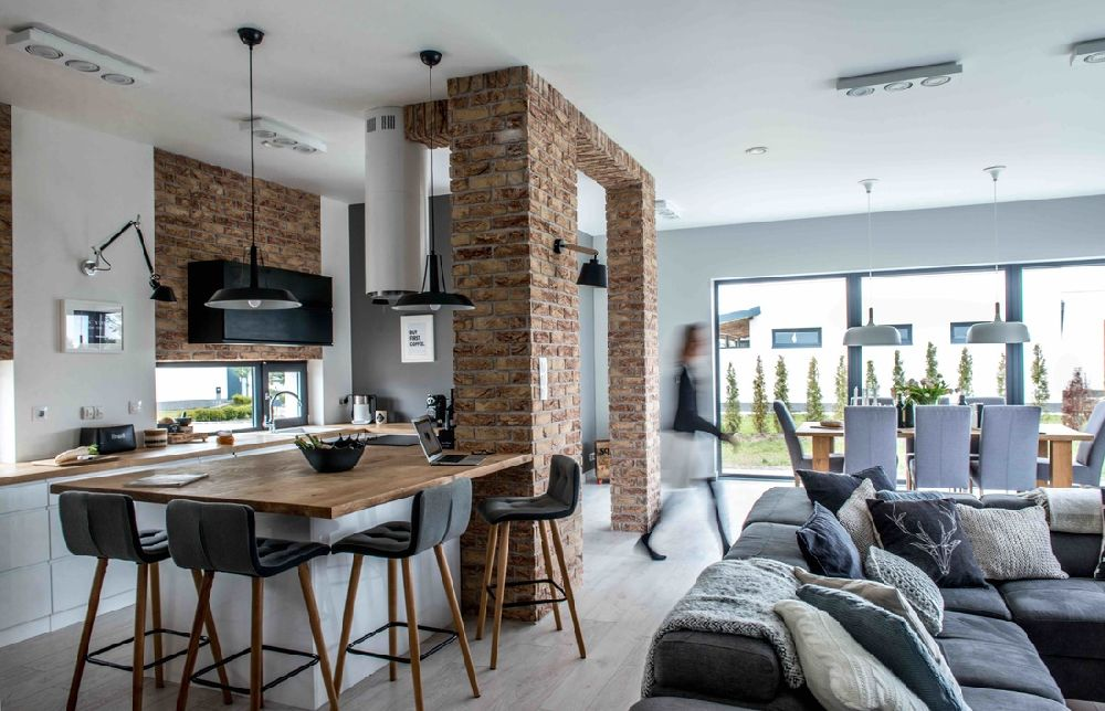 adelaparvu.com despre casa cu interior masculin, amenajare in stil nordic, design Shoko Design (6)