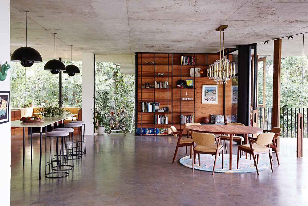 adelaparvu.com despre casa din beton si sticla, Planchonella House, arhitect Jesse Bennet, Foto Sean Fennessy (23)