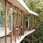 adelaparvu.com despre casa din beton si sticla, Planchonella House, arhitect Jesse Bennet, Foto Sean Fennessy (25)