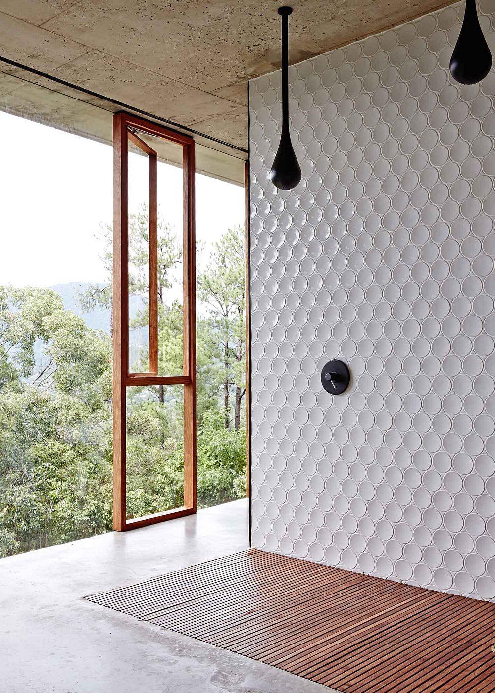 adelaparvu.com despre casa din beton si sticla, Planchonella House, arhitect Jesse Bennet, Foto Sean Fennessy (27)