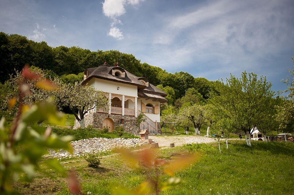 adelaparvu.com despre casa traditionala romaneasca reinterpretata, Foto Dragos Boldea (12)