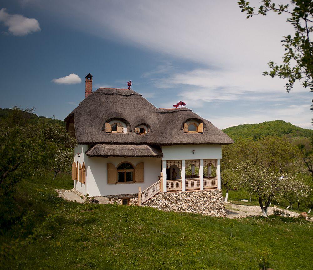 adelaparvu.com despre casa traditionala romaneasca reinterpretata, Foto Dragos Boldea (14)