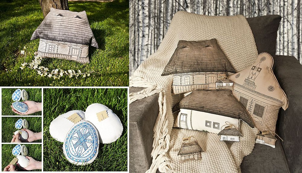 adelaparvu.com despre colectie de decoratiuni textile pictate manual, design SAS, arh Irina Riscu si arh Alex Stanciu, Foto SAS (3)