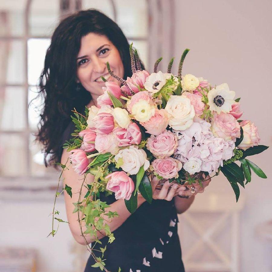 adelaparvu.com despre concurs floral Sun Plaza, florist Adina Filculescu, EnRose (6)