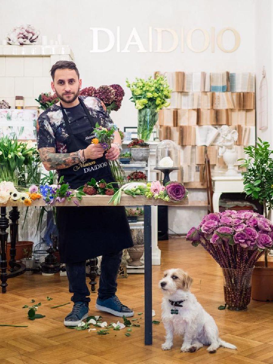adelaparvu.com despre concurs floral Sun Plaza, florist Alex Dadoo, Maison Dadoo (7)