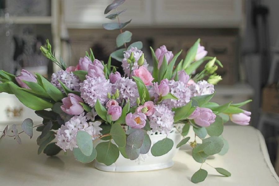 adelaparvu.com despre concurs floral Sun Plaza, florist Mihaela Gunta, The Wedding Company (5)