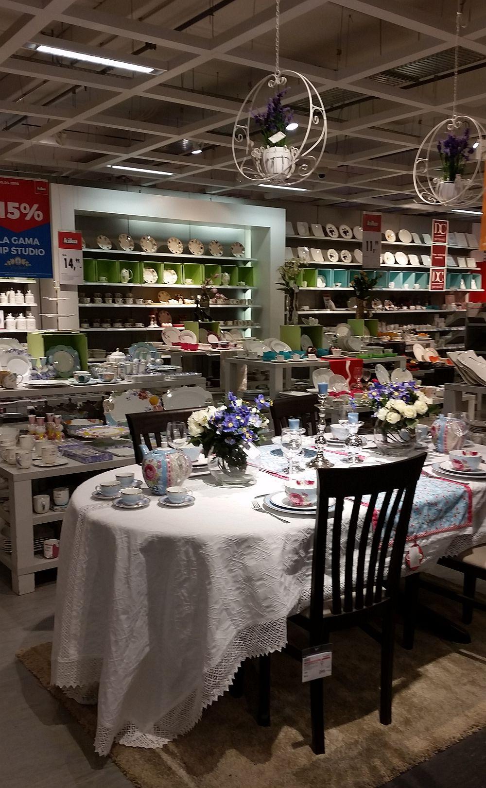 adelaparvu.com despre decoratiuni si vesela Kika, decorul mesei de Paste (18)
