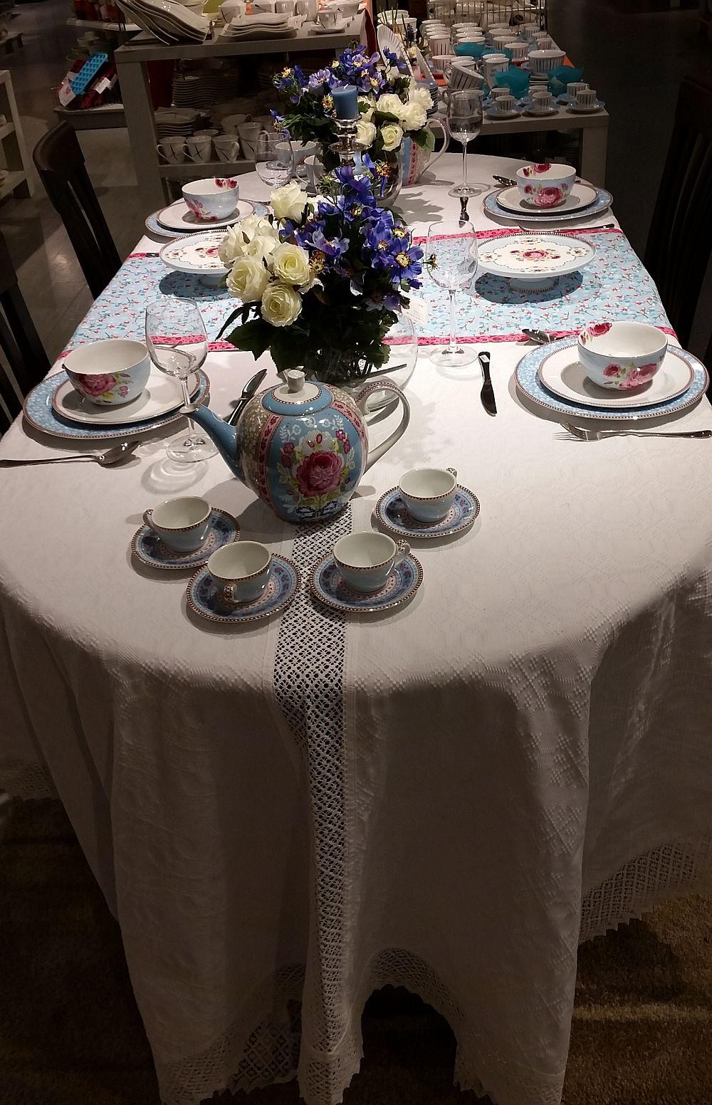 adelaparvu.com despre decoratiuni si vesela Kika, decorul mesei de Paste (19)