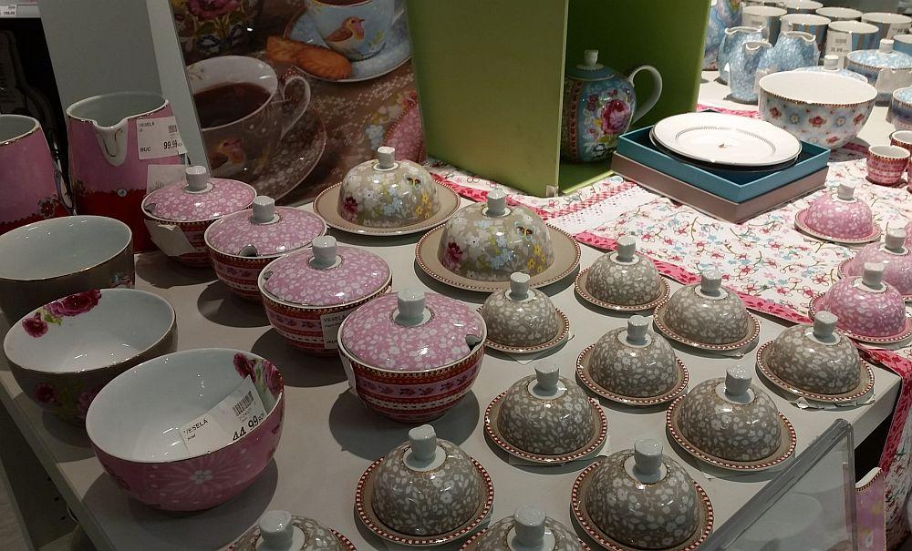 adelaparvu.com despre decoratiuni si vesela Kika, decorul mesei de Paste (29)