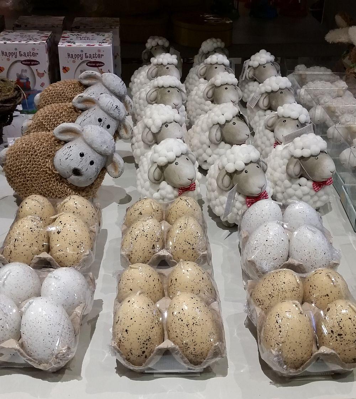 adelaparvu.com despre decoratiuni si vesela Kika, decorul mesei de Paste (3)