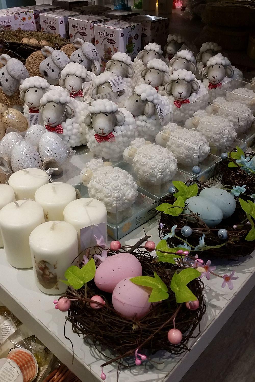 adelaparvu.com despre decoratiuni si vesela Kika, decorul mesei de Paste (4)