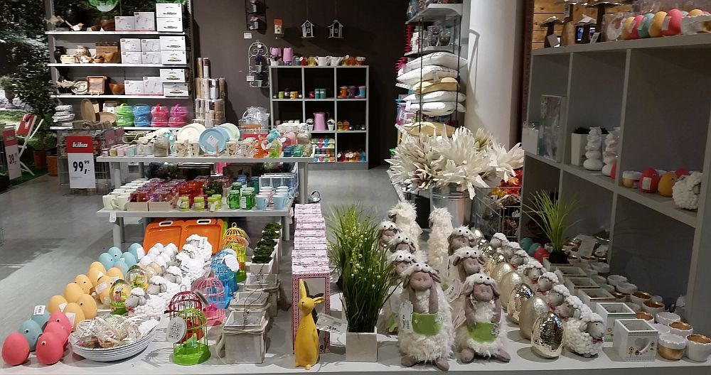 adelaparvu.com despre decoratiuni si vesela Kika, decorul mesei de Paste (5)