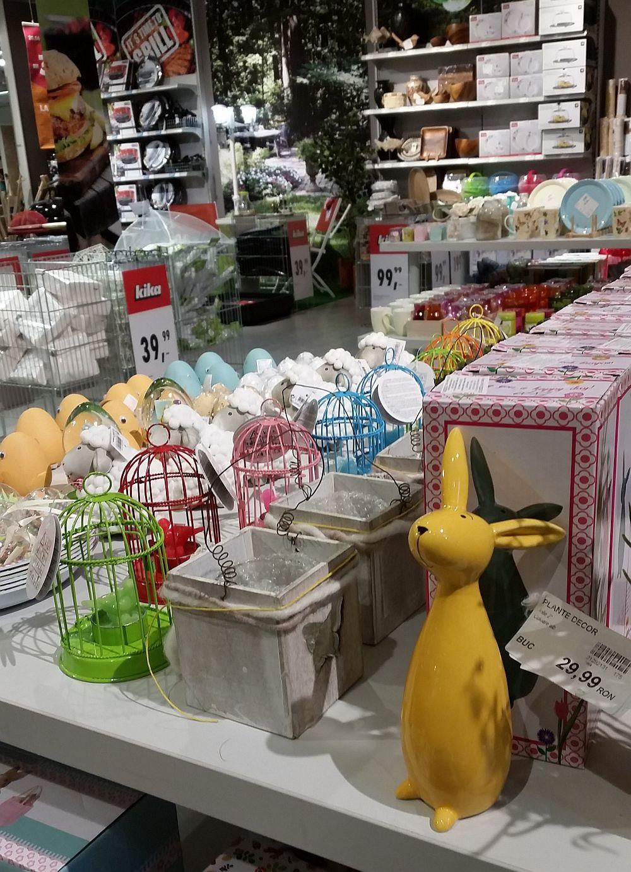 adelaparvu.com despre decoratiuni si vesela Kika, decorul mesei de Paste (8)