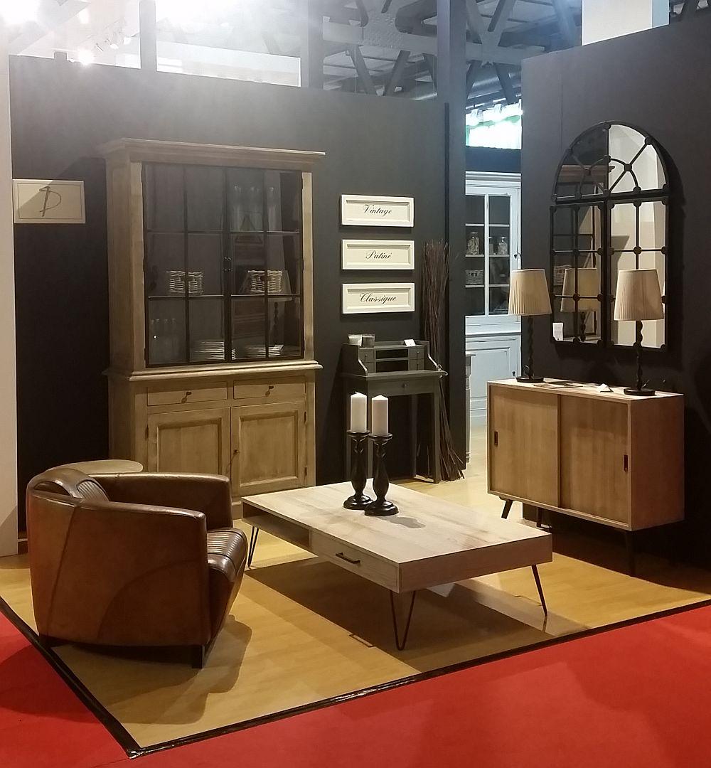 adelaparvu.com despre firme romanesti de mobila la Salone del Mobile 2016, stand by Durieux (1)