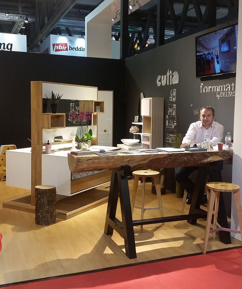 adelaparvu.com despre firme romanesti de mobila la Salone del Mobile Milano 2016, Format by Delta Studio (8)