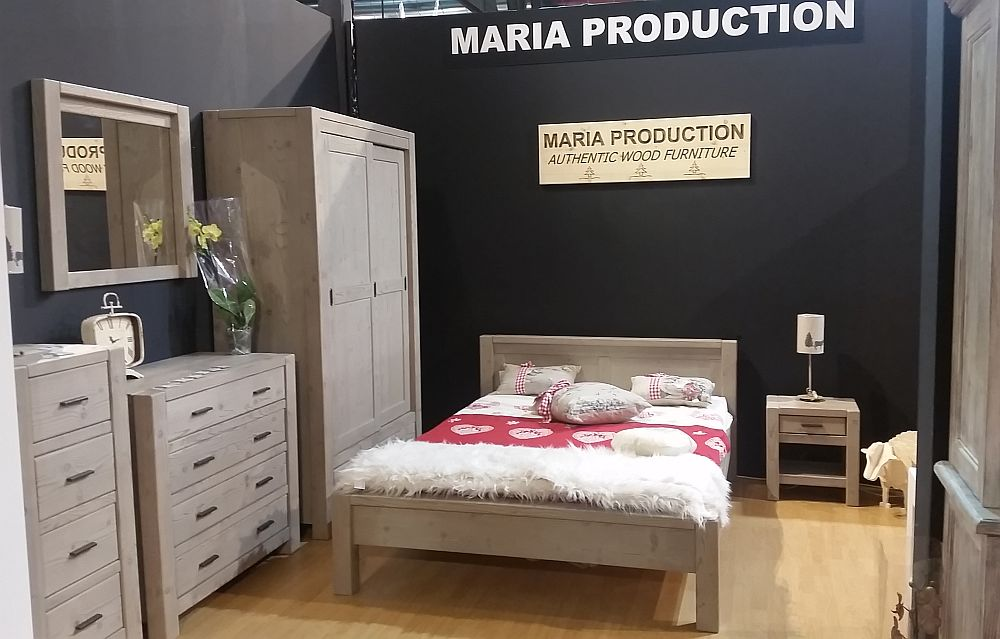 adelaparvu.com despre firme romanesti de mobila la Salone del Mobile Milano 2016, stand Maria Production (4)