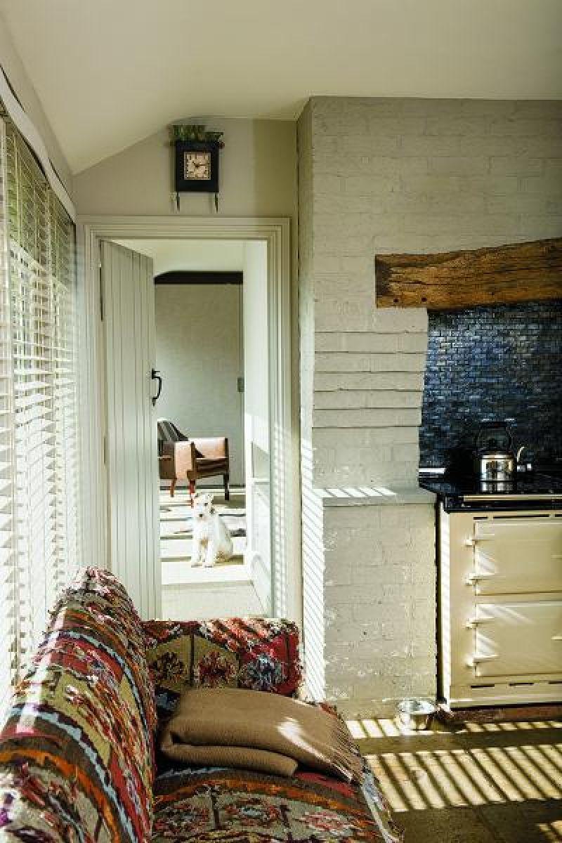 adelaparvu.com despre grajd de cai transformat in casa, design interior David Carden (2)