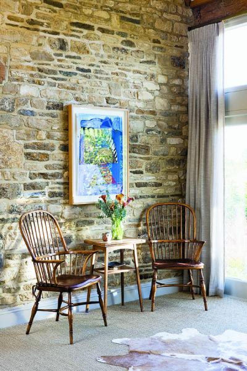 adelaparvu.com despre grajd de cai transformat in casa, design interior David Carden (6)