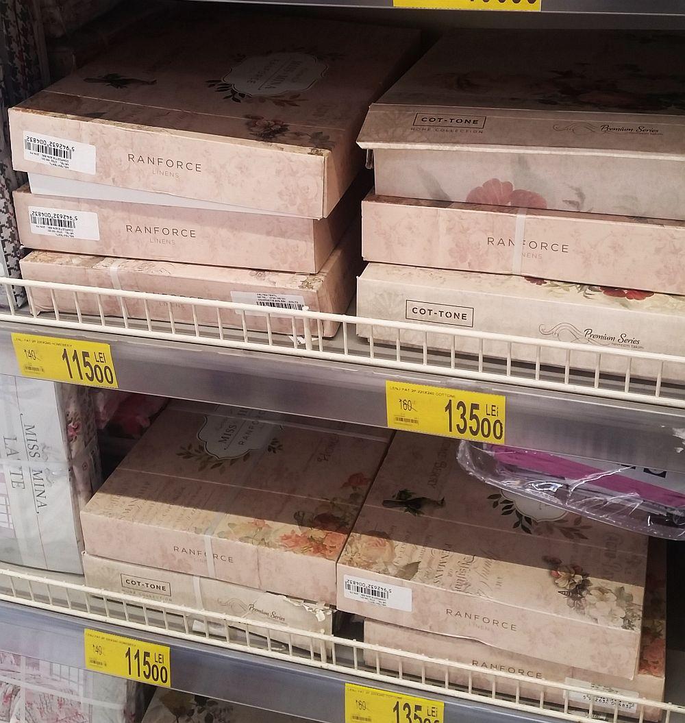 adelaparvu.com despre lenjerii de pat, colectia home la Carrefour (1)