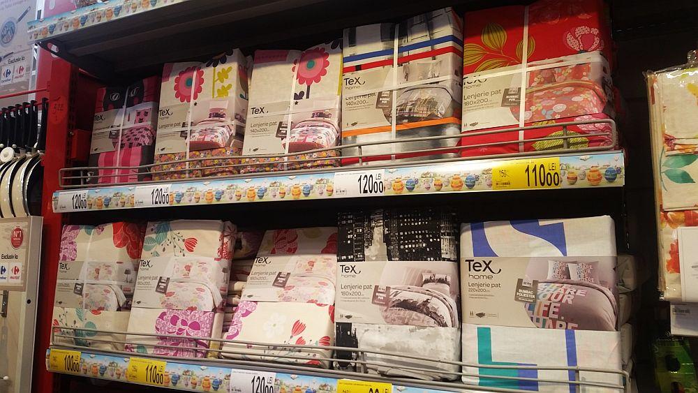 adelaparvu.com despre lenjerii de pat, colectia home la Carrefour (17)