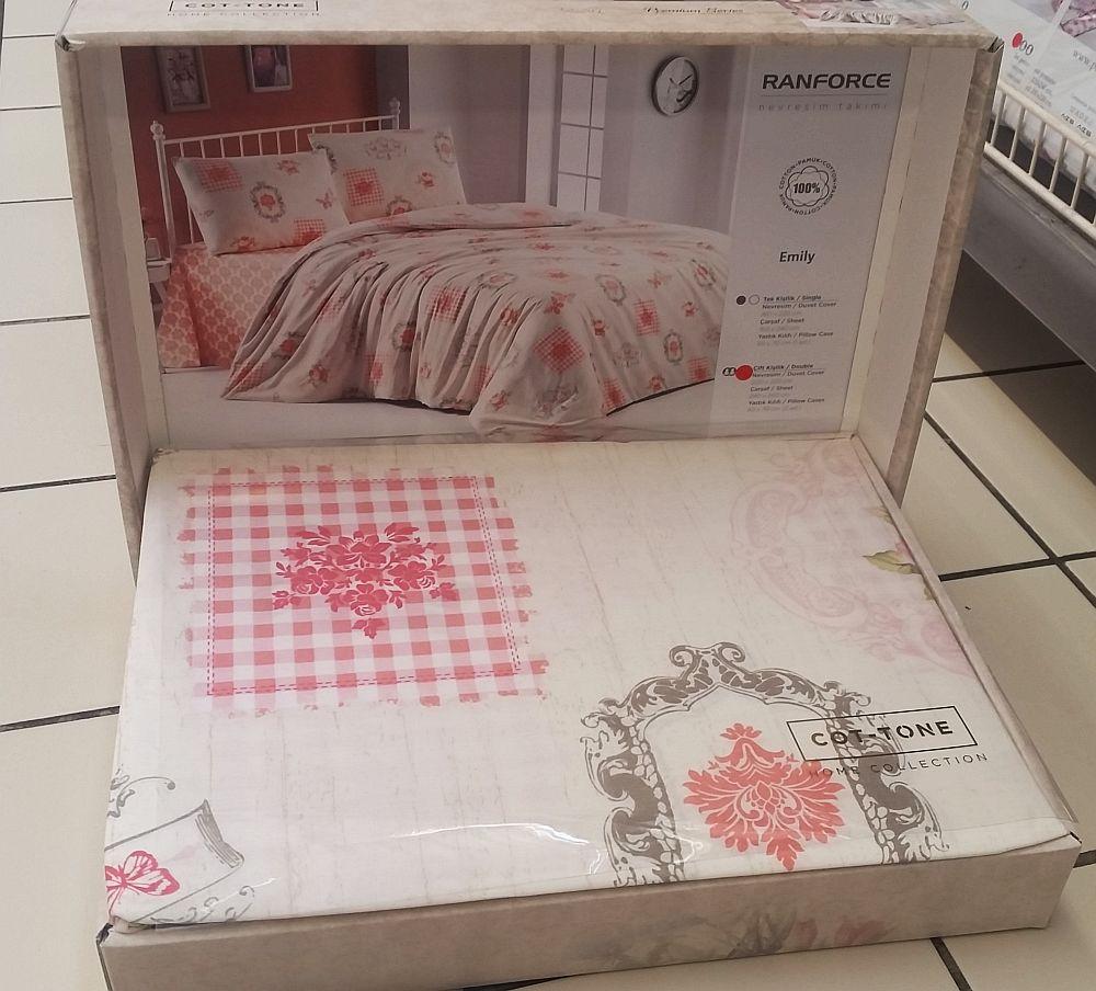 adelaparvu.com despre lenjerii de pat, colectia home la Carrefour (4)