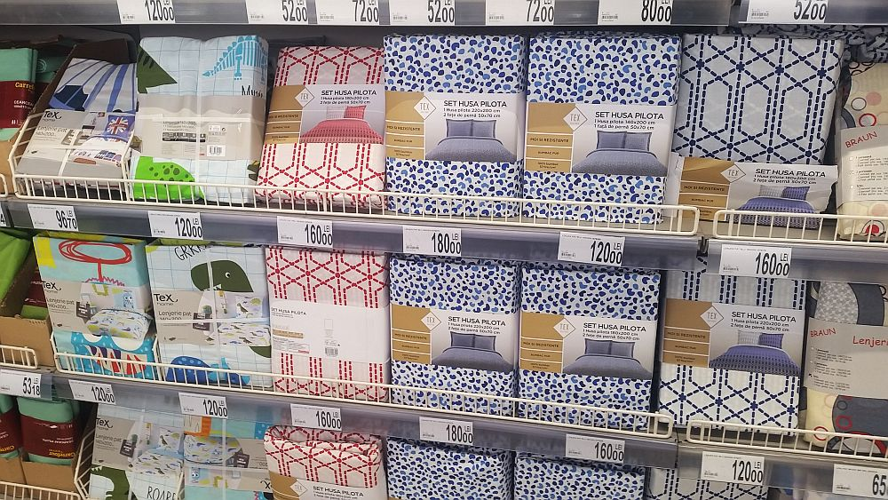 adelaparvu.com despre lenjerii de pat, colectia home la Carrefour (8)