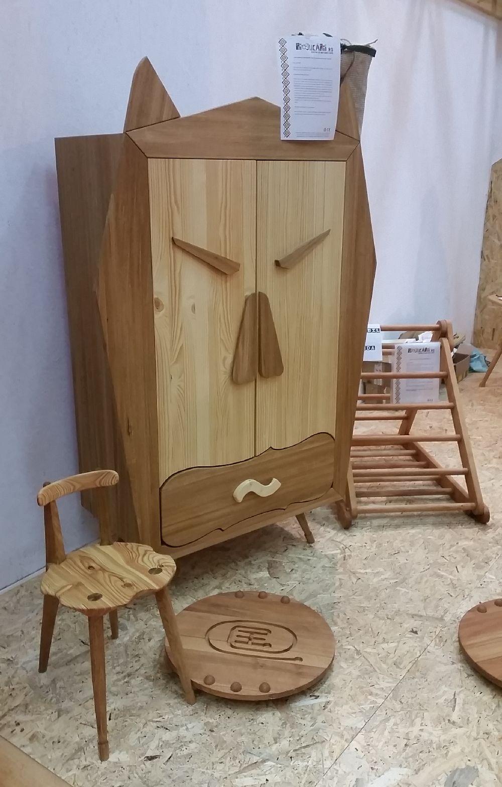 adelaparvu.com despre mobila, jucarii si parchet din lemn masiv, Biojucarii, Biomobila, Suceava (2)
