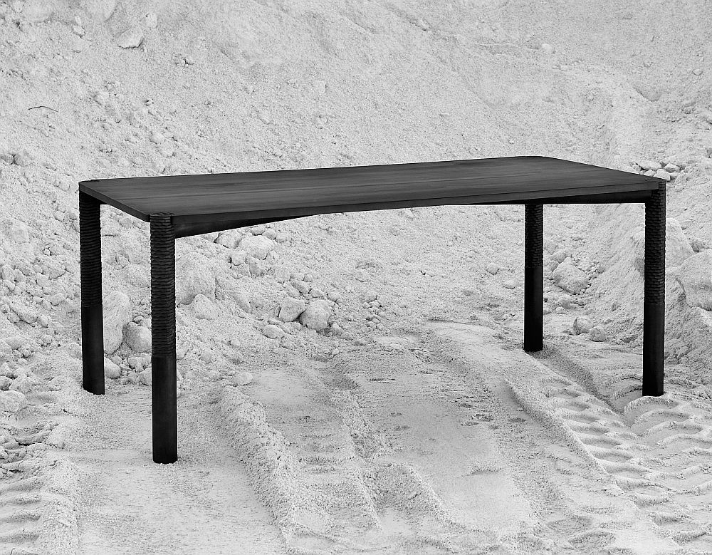 Neron Table, designed Monica Forster pentru Zanat