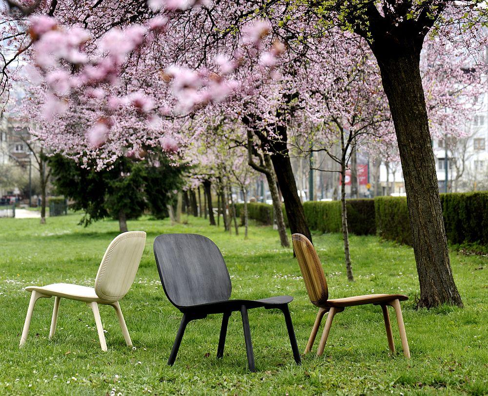 Unna Loungechair, Zanat