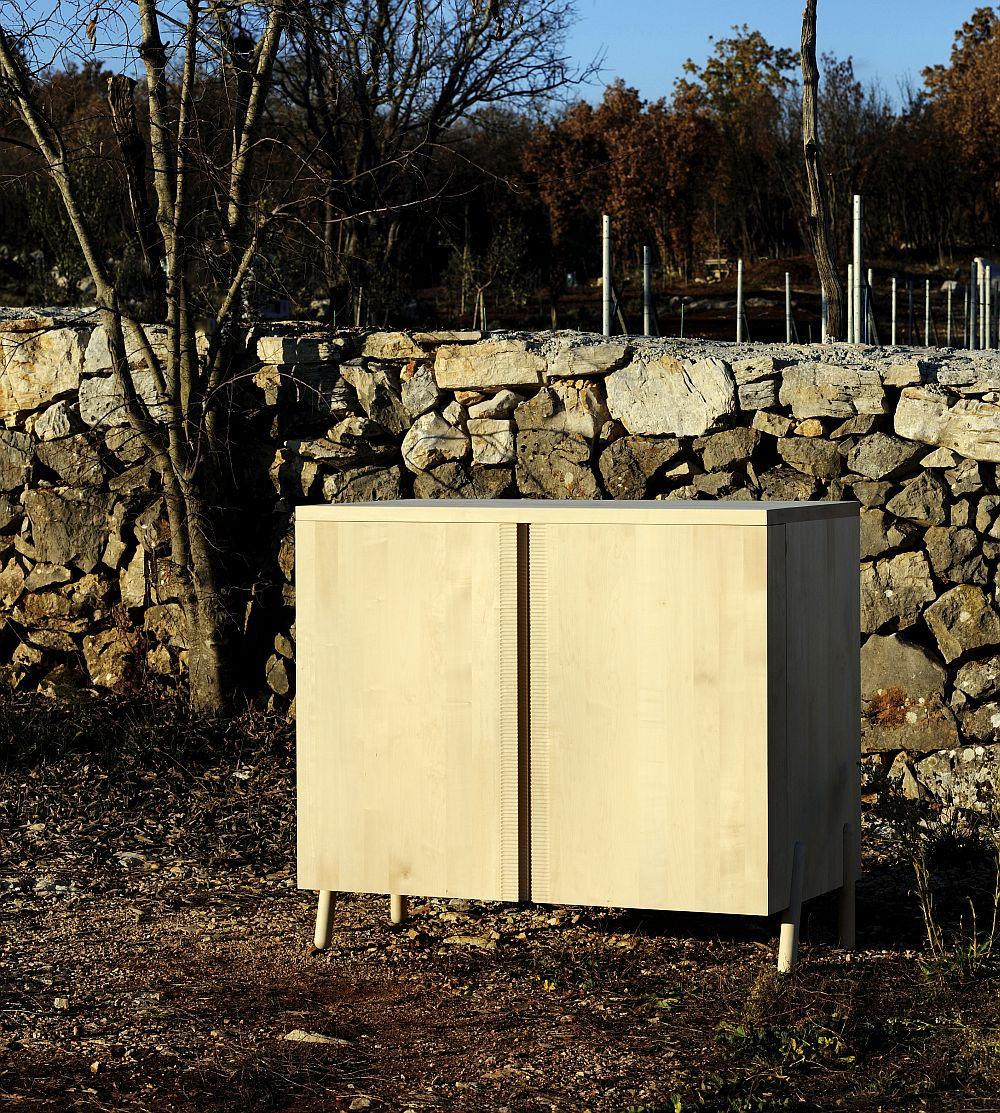 Vinko Cabinet prototype, design Zanat