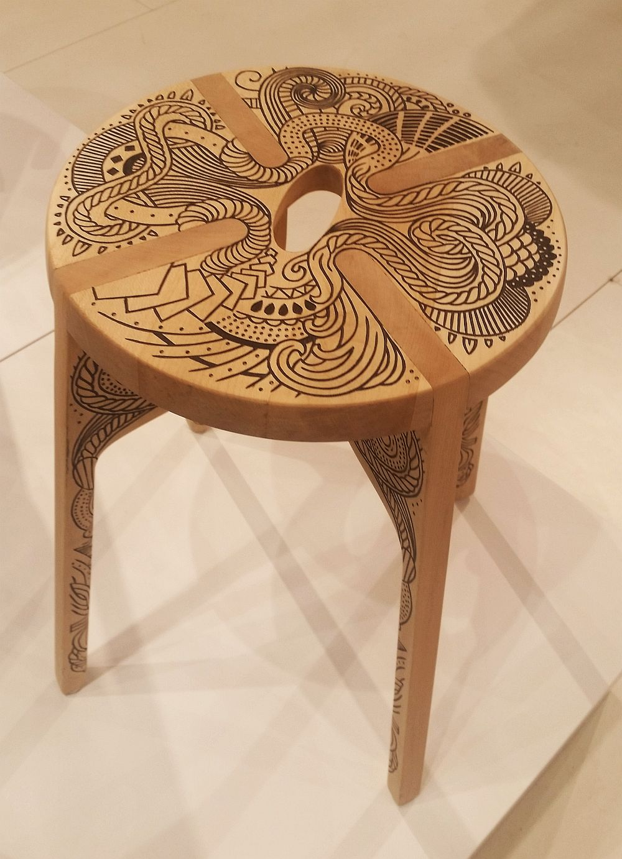 adelaparvu.com despre piese de mobila din lemn, design Zanat (13)