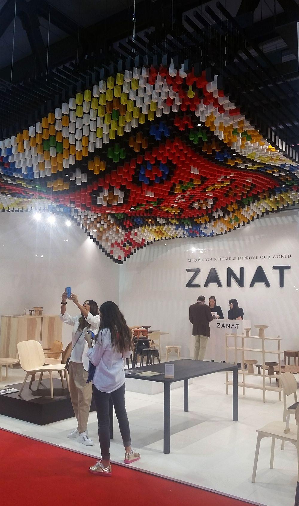 adelaparvu.com despre piese de mobila din lemn, design Zanat (2)