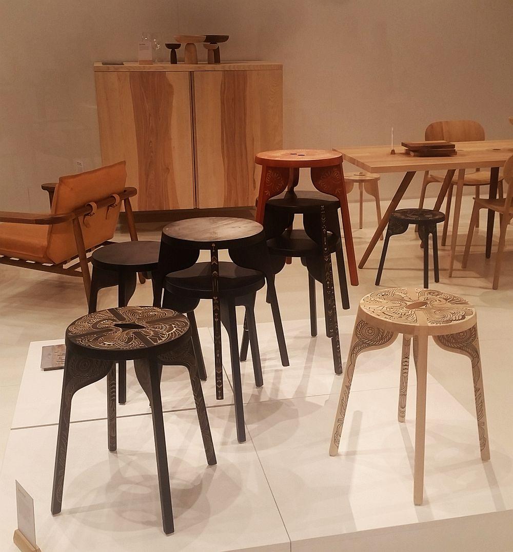 adelaparvu.com despre piese de mobila din lemn, design Zanat (3)