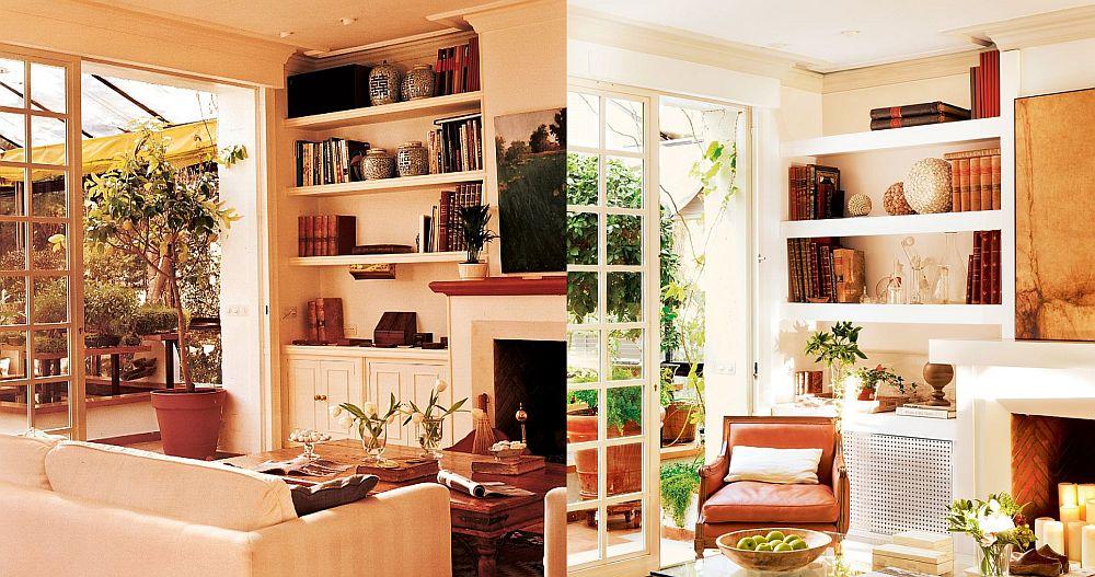 adelaparvu.com despre redecorarea casei cu obiecte putine, decorator Pilar de la Vega, Foto ElMueble (3)