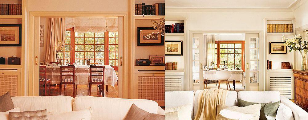adelaparvu.com despre redecorarea casei cu obiecte putine, decorator Pilar de la Vega, Foto ElMueble (4)