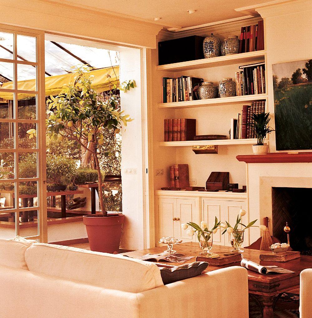 adelaparvu.com despre transformare a casei cu obiecte putine, decorator Pilar de la Vega, Foto ElMueble (10)
